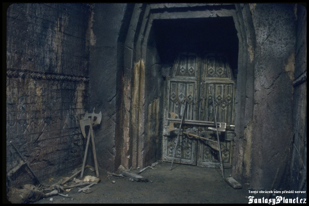 Lord Of The Rings The Chamber Of Mazarbul